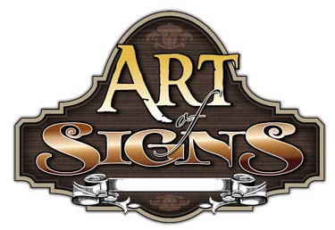 The Art of Signs Logo