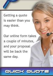 online estimate request